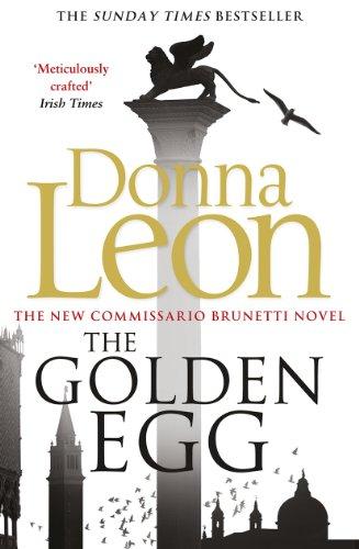 9780099584971: The Golden Egg: (Brunetti 22)