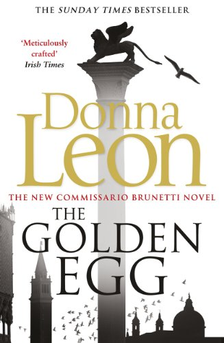 9780099584971: The Golden Egg: (Brunetti 22)