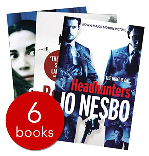 9780099586920: Jo Nesbo Collection - 6 Books (RRP 47.94) [Paperback] by