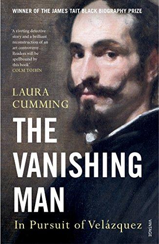 9780099587040: The Vanishing Man: In Pursuit of Velazquez