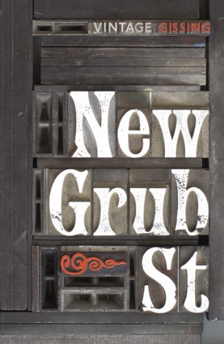 9780099589228: New Grub St (Vintage Classics)