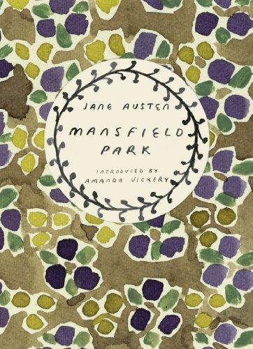 9780099589280: Mansfield Park (Vintage Classics Austen Series)