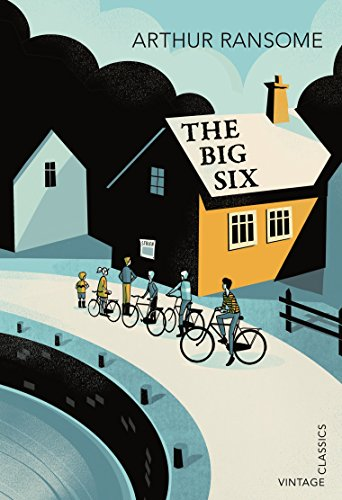 9780099589358: The Big Six (Vintage Childrens Classics)