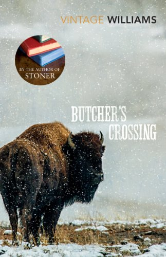 9780099589679: Butcher's Crossing