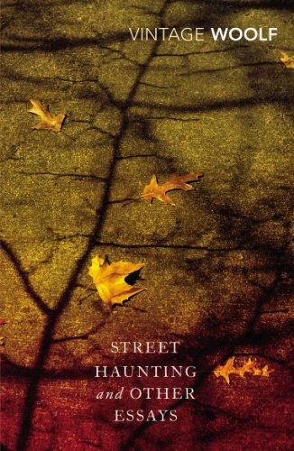 9780099589778: Street Haunting and Other Essays (Vintage Classics)