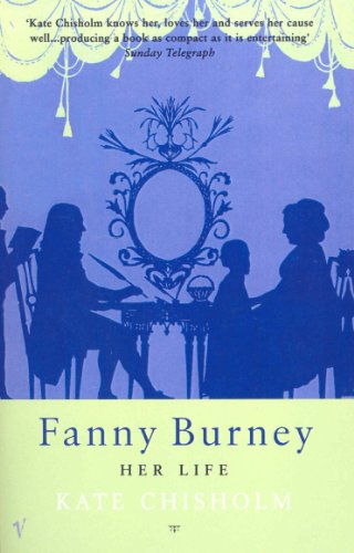 9780099590217: Fanny Burney: Her Life