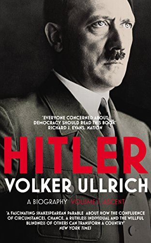 9780099590231: Hitler. Ascent 1889-1939 - Volumen I