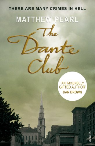 9780099590354: The Dante Club: Historical Mystery