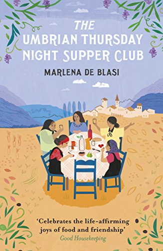 9780099591856: The Umbrian Thursday Night Supper Club