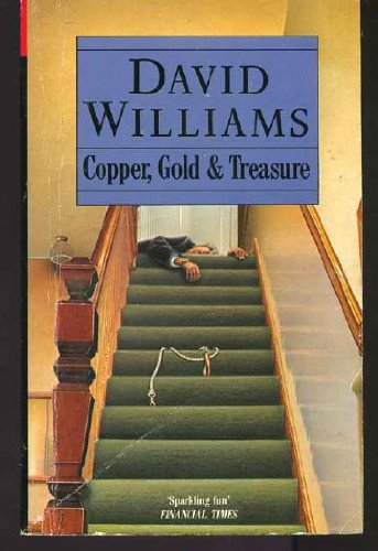9780099593102: Copper, Gold and Treasure: A Mark Treasure Novel