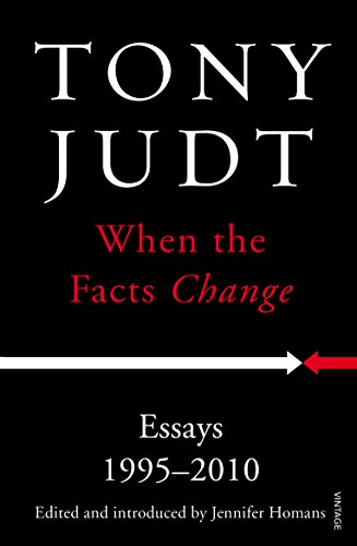 9780099593430: When the Facts Change: Essays 1995 - 2010
