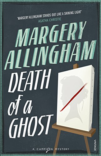 9780099593539: Death of a Ghost (Vintage Classic Crime)