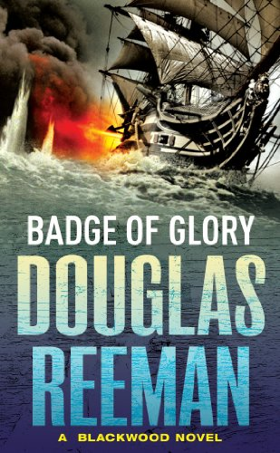9780099594055: Badge of Glory: A Blackwood Novel