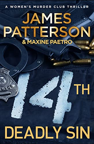 9780099594567: 14th Deadly Sin: (Women's Murder Club 14)