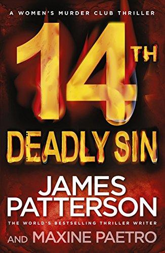 9780099594574: 14th Deadly Sin: Women's Murder Club 14