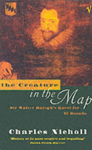 9780099595212: The Creature in the Map