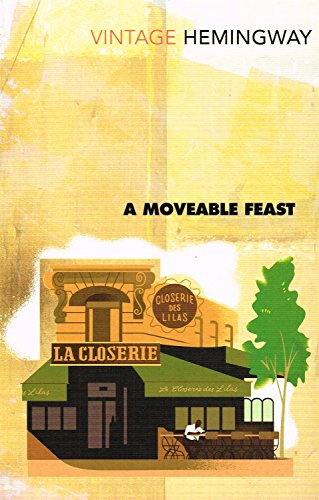 9780099595656: A Moveable Feast