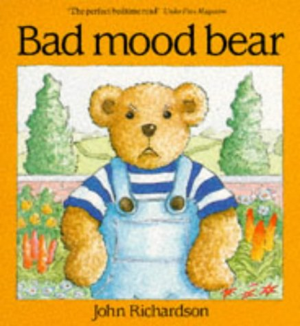 9780099596103: Bad Mood Bear (Red Fox Picture Books)