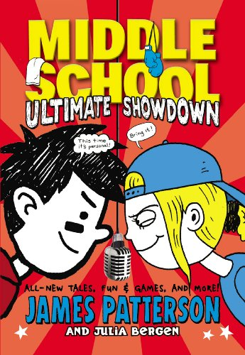 9780099596370: Middle School 05: Ultimate Showdown