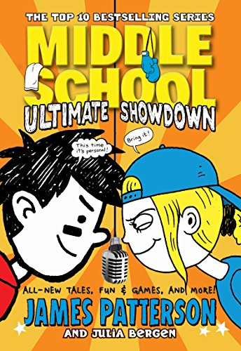 9780099596387: Middle School: Ultimate Showdown: (Middle School 5) Pack of two