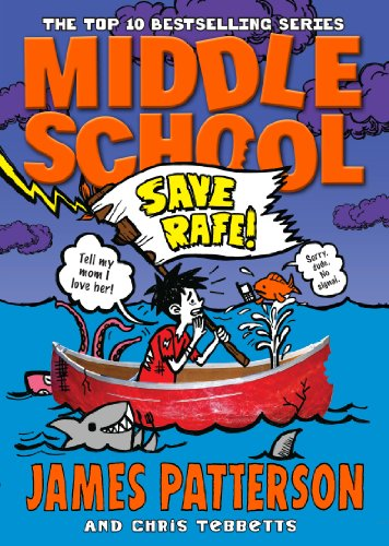 9780099596394: Middle School: Save Rafe: (Middle School 6) (Middle School Series)