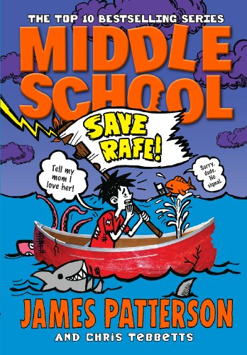 9780099596424: Middle School. Save Rafe