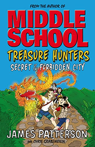 9780099596493: Secret of the Forbidden City (Treasure Hunters)