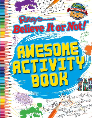 9780099596530: Awesome Activity Book (Ripley's Believe It or Not!)