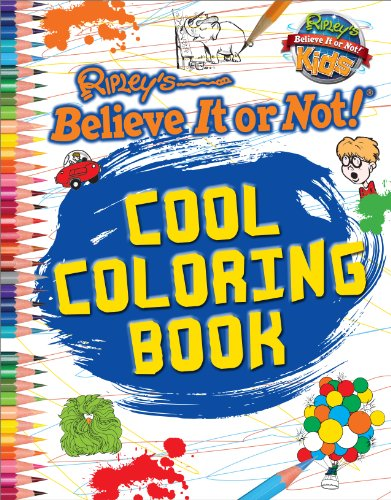 9780099596561: Colouring Book (Ripley's Believe it or Not!)