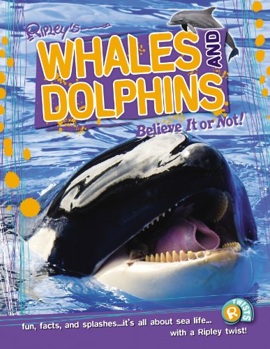 9780099596585: Whales and Dolphins (Ripley's Believe it or Not!)