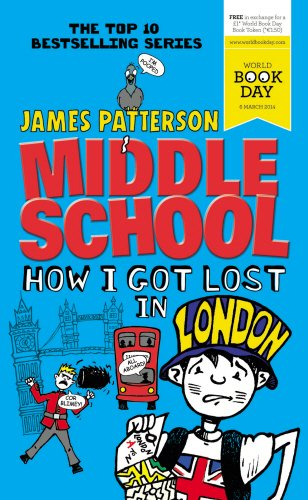 9780099596653: Middle School: How I Got Lost in London
