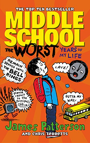 9780099596783: Middle School: the Worst Years of My Life