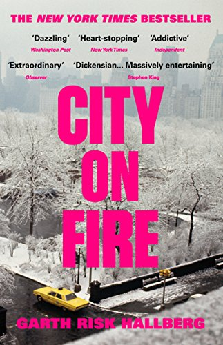9780099597476: City On Fire (Vintage Books)