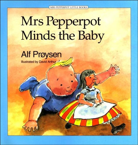 9780099597506: Mrs. Pepperpot Minds the Baby
