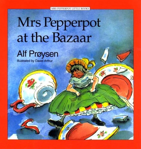 9780099597605: Mrs. Pepperpot at the Bazaar
