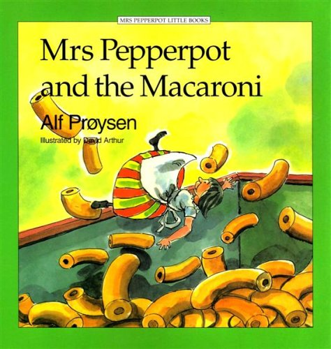 9780099597704: Mrs. Pepperpot and the Macaroni