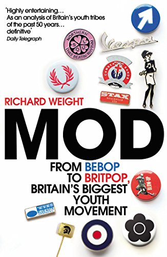 9780099597889: Mod: From Bebop to Britpop, Britain's Biggest Youth Movement
