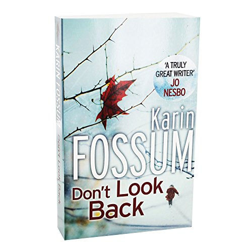 9780099597940: Dont Look Back - Inspector Sejer Book 2