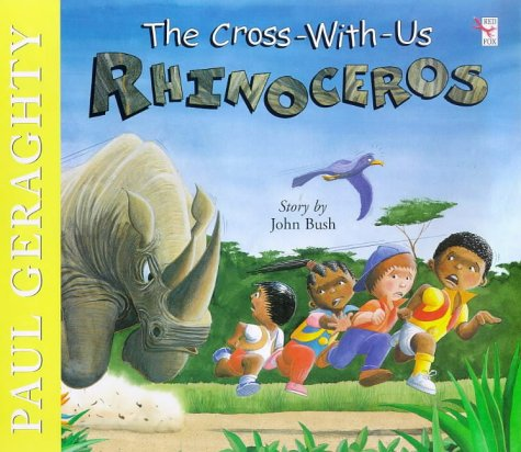 9780099598008: Cross with Us Rhinoceros (Red Fox Picture Books)