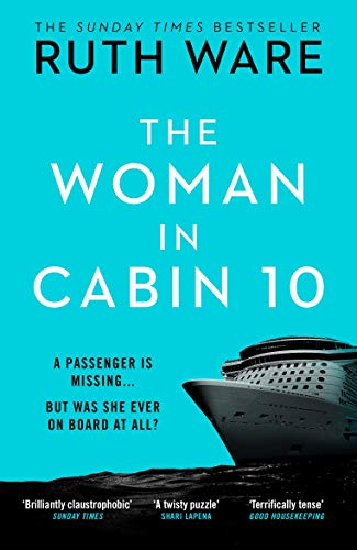 9780099598237: The Woman in Cabin 10