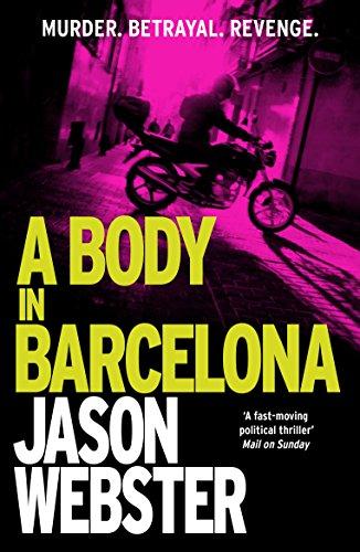 9780099598268: A Body in Barcelona (Max Cámara)