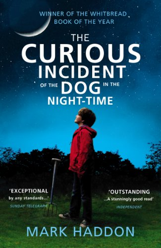 CURIOUS INCIDENT OF THE DOG IN TH: HADDON,MARK