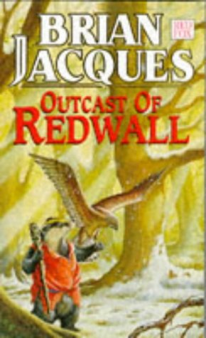 9780099600916: Outcast Of Redwall