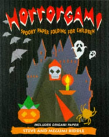 9780099601616: Horrorgami (Red Fox Activity Books)