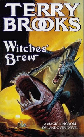 9780099601814: Witches' Brew (A Magic Kingdom of Landover Novel)