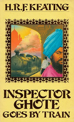 9780099603504: Inspector Ghote Goes By Train
