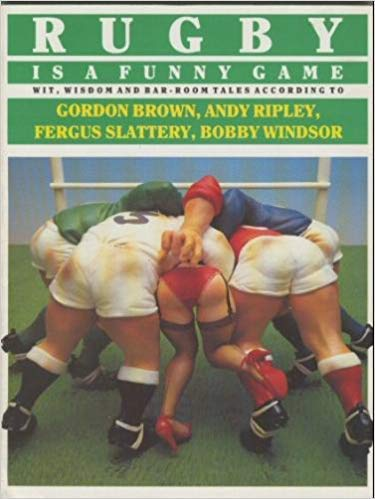 9780099604204: Rugby is a Funny Game