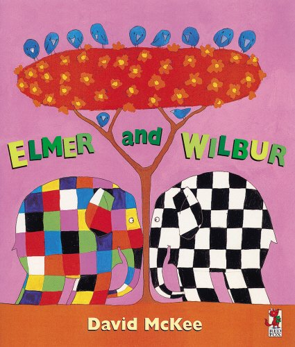 9780099610618: Elmer And Wilbur (Red Fox picture books)