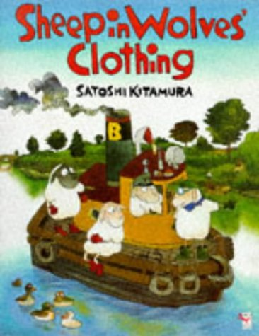 9780099610816: Sheep in Wolves' Clothing (Red Fox Picture Books)
