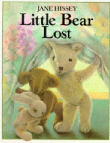 9780099624707: Little Bear Lost (Red Fox picture books)